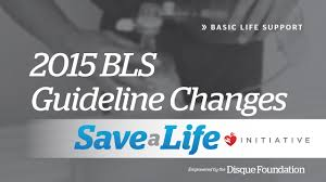 1b 2015 guideline changes basic life support bls youtube