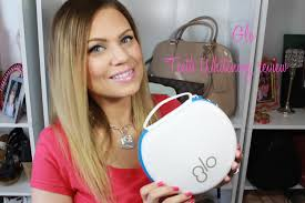 glo teeth whitening review youtube