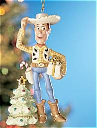 woody story lenox and disney ornament 2005 lenox