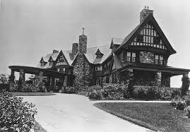 Tudor House Plans 1920 S Henderson House