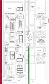 Permit Parking Chicago Map by Iit Chicago Map U2013 Agcw