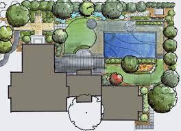 how to design a landscape plan christmas ideas home