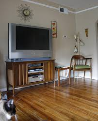 Repurposed Stereo Cabinet 7 Ideas To House A Flatscreen Tv In Your Retro Interior Retro