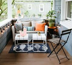 small outdoor spaces before and after how to style a small outdoor space the everygirl