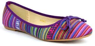 Comfort Flat Shoes Colorful Slip On Ballerina Pumps Comfort Flat Shoes U2013 Tattopani