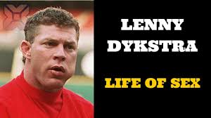 Former Phillie Lenny Dykstra Talks About Life And His New - lenny dysktra as gigolo breaking news today usa youtube