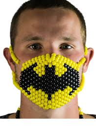 Kandi Mask Batman Kandi Mask U2013 Elmer U0027s Rave Shop For Ravewear And Edm Clothing