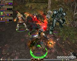 dungeon siege i dungeon siege ii broken review gamespot