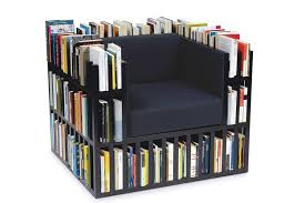 a book about bookshelves to put on your own bookshelf the