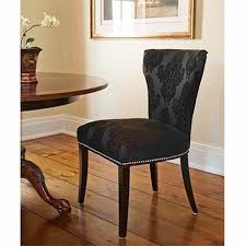 damask chair bicci black damask chair 2 pack