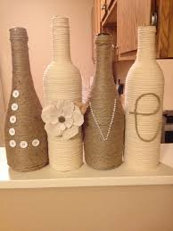 how to decorate a wine bottle for a gift wine bottle decorating ideas best prep for fall and winter