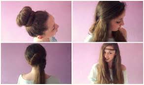 printable pictures of hairstyles haircuts for long hairs college girls cute hair styles for college
