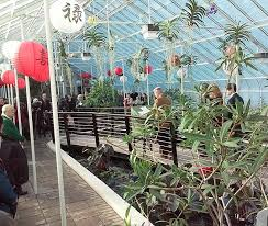 Erie Botanical Gardens Botanical Gardens Reopening Restored Greenhouse Aquatic And Asian