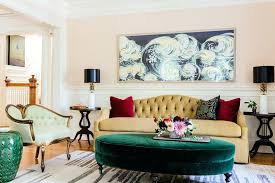 Chair In Living Room Gold Accents Living Room Tufted Accent Chair Living Room
