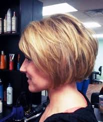 bob haircuts with volume image detail for adding volume to short stacked bob hairstyle