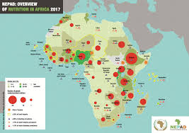 africa map map africa nutrition map ibrahim mayaki