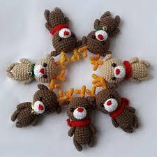 crochet reindeer amigurumi pattern free crochet dolls 2