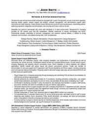 System Administrator Resume Samples by Download Linux Sys Administration Sample Resume