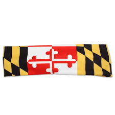 number 1 headband maryland route one apparel