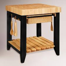 easy kitchen island butcher block black and kitchen island