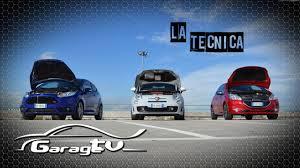 St Vs Abarth 500 Ford St Abarth 500 Ss Peugeot 208 Gti La Tecnica Gtv