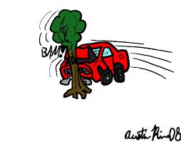animated wrecked car clip art car crash clip art