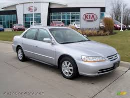 2002 silver honda accord 2002 honda accord se sedan in satin silver metallic photo 2