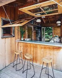 Building Backyard Shed by 50 Pub Shed Bar Ideas For Men Cool Backyard Retreat Designs