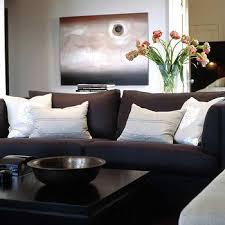 Decorating With Dark Grey Sofa Charcoal Gray Sofa Design Ideas
