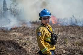 Wildfire Fighting Canada by Opening Plenary Panel Gender Issues In Wildland Fire U2013 7th Afe