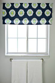 Instructions For Making A Roman Blind How To Sew A Faux Roman Shade