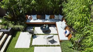 garden design with amazing patio ideas for backyard and small