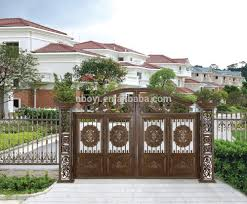 home gate design 2016 telescopic fence telescopic fence suppliers and manufacturers at