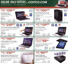 best black friday deals on labtops costco black friday 2013 ad find the best costco black friday