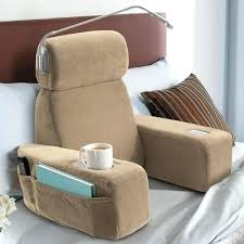 bed pillow for reading reading in bed pillow reading pillow with light eurogestion co