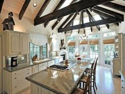 Dining Room Wall Cabinets Kitchen With Vaulted Ceilings Ideas Kitchen Island With Brown
