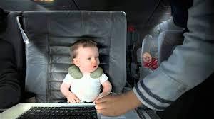 Etrade Baby Meme - etrade baby first class plane youtube