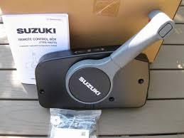 suzuki side mount remote control box u2022 115 00 picclick