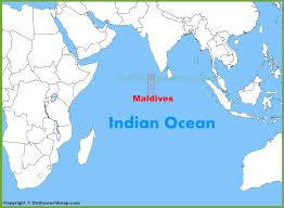 maldives map maldives location on the indian map