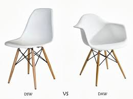 chaises dsw eames chaise dsw cool image de luarticle chaise dsw blanc with