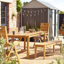 Pagoda Outdoor Furniture - garden furniture garden table u0026 chair seta