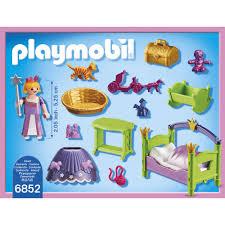 chambre playmobil playmobil 6852 chambre de princesse cultura