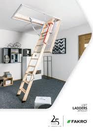 fakro loft ladders by fakro issuu