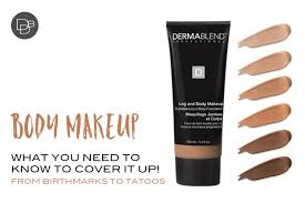 tattoo lotion shoppers drug mart body makeup what you need to know to cover it up from birthmarks