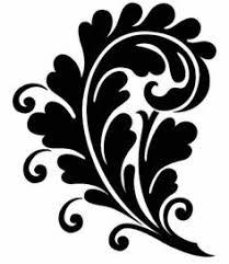 damask stencil printable free printable damask design stencils