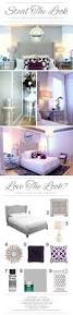 steal the look a gray stenciled master bedroom stencil stories