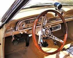 1960 Ford Falcon Interior Ford Falcon