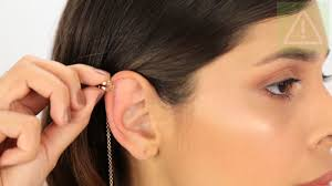 what is ear cuff how to wear an ear cuff 15 steps with pictures wikihow
