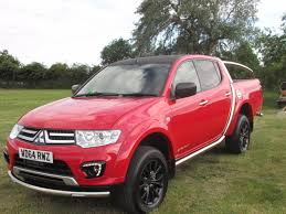 mitsubishi pink used 2014 mitsubishi l200 di d 4x4 barbarian lb dcb for sale in