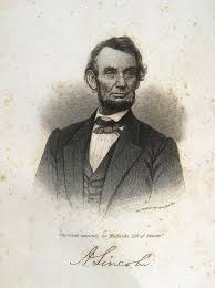 abraham lincoln thanksgiving proclamation 1864 1866 antique abraham lincoln u s president civil war slavery